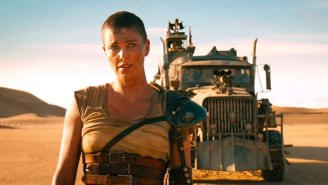 Charlize Theron Finds It 'A Little Heartbreaking' That She Won't Be Back For The 'Fury Road' Prequel