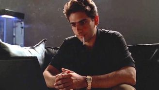 Yes, 'Sopranos' Fans Are Still Furious At Michael Imperioli Because Of The Dog