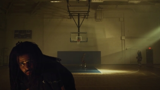 Puma Dropped A Cryptic Video Of J. Cole Playing Basketball Ahead Of His Signature Sneaker Release