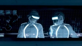 Daft Punk Could Provide The Score For 'Tron 3,' Which Is Reportedly On The Way