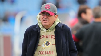 Fifteen Women Allege They Were Sexually Harassed By Employees Of Washington's NFL Team