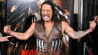 Danny Trejo Confirms That 'Machete' Will Not Win The Cinematic Space Race