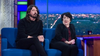 Dave Grohl Defends Teachers (Like His Mother) In A New Audio Essay