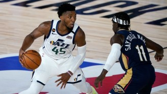 The Jazz Overcame A 16-Point Deficit To Beat The Pelicans In The NBA's First Bubble Game