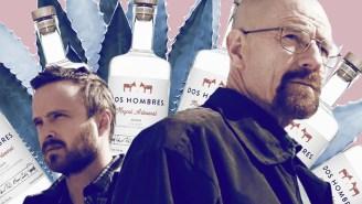 Walt And Jesse Are Back Together… For A Live Mezcal Tasting Today