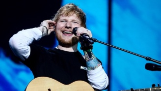 Ed Sheeran Was Once Told To Dye His Hair Black In Order To Be Famous