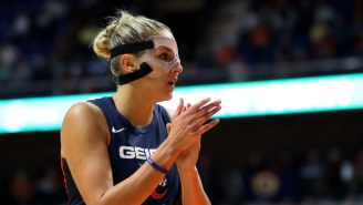 Elena Delle Donne Discussed Her Battle With Lyme Disease And Why She's Uncertain About This WNBA Season