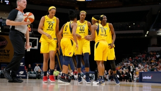 The Indiana Fever Are The Last Team To Enter The WNBA's Bubble After Positive Tests Delayed Their Arrival