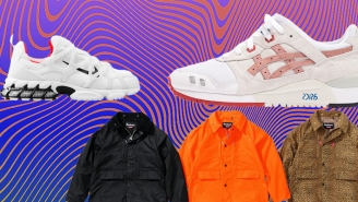 SNX DLX: Featuring The KITH ASICS Tokyo Trio, New Supreme, And A BAPE-Star Wars Crossover