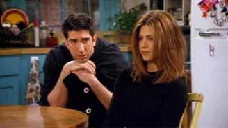 'Friends' Star David Schwimmer Has Finally Settled The Ross And Rachel 'We Were On A Break' Debate