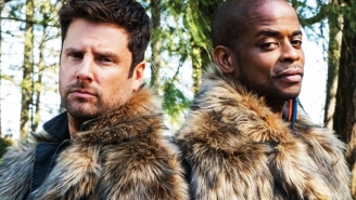 James Roday Rodriguez And Dulé Hill On 'Psych 2' And Why There's Always Room For An Encore