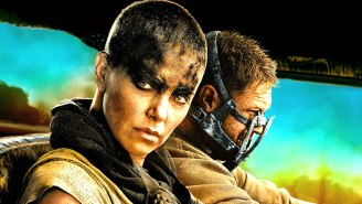 Charlize Theron's 'Fury Road' Stunt Double Opens Up About The Oscar Winner's 'Intense' Feud With Tom Hardy