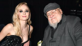 Today Is The Day That George R.R. Martin Said 'Game Of Thrones' Fans Can Imprison Him For Not Finishing A Book