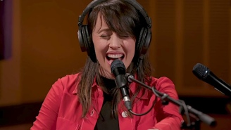 Gordi Puts An Alternative Spin On Her Cover Of Miley Cyrus' 'Wrecking Ball'