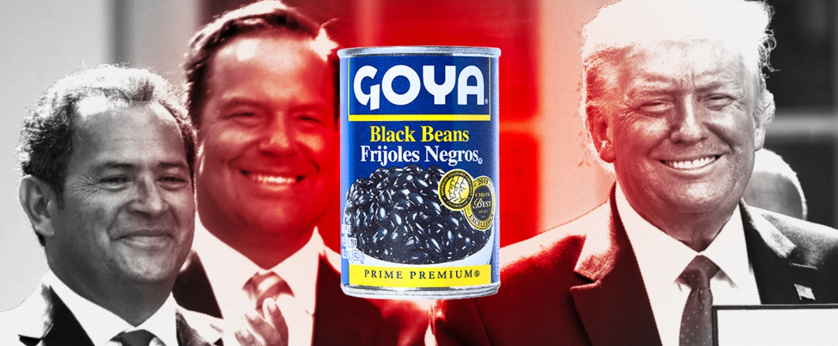 The Goya CEO's Support For Trump Highlights The Power Of Colonialism In The Food World