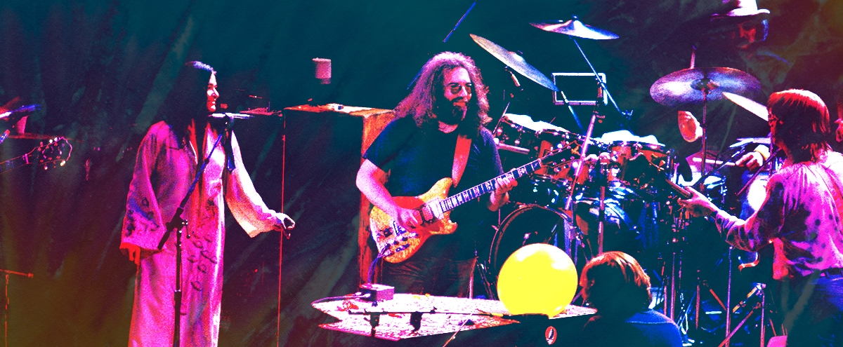 Why Do So Many People Love The Grateful Dead Now?