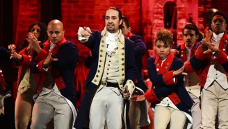 'Hamilton' Apparently Has A Subtle Derek Jeter Easter Egg In It