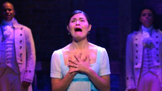 'Hamilton' Star Phillipa Soo Explains What Eliza's Show-Stopping 'Gasp' Really Means