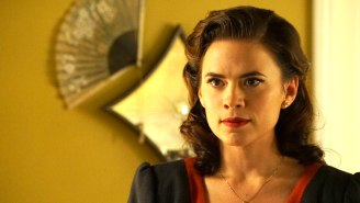 Hayley Atwell Showed Off Her Impressive Physique For 'Mission: Impossible 7'
