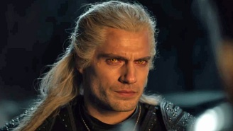 Henry Cavill Nearly Blinded Himself While Filming 'The Witcher'