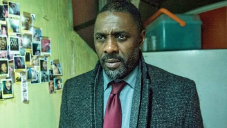 Idris Elba Says A 'Luther' Movie Is 'This Close' To Finally Happening