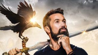 Rob McElhenney Expresses His Respect For The Gaming Industry And His Hopes For How They'll View 'Mythic Quest'