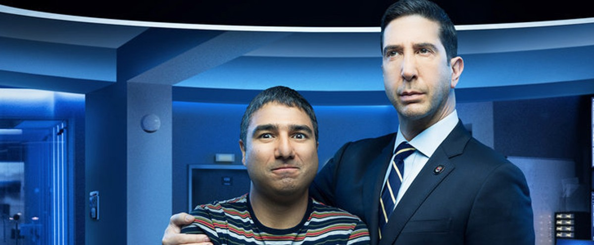 David Schwimmer's Return To TV Comedy In 'Intelligence' Pivots In The Wrong Direction