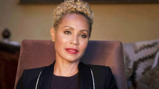 Jada Pinkett Smith Says A 'Bad Batch Of Ecstasy' Caused Her To Pass Out During Filming Of 'The Nutty Professor'