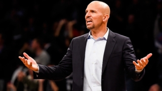 Jason Kidd Is Reportedly A 'Strong Frontrunner' For The Mavs Coaching Job