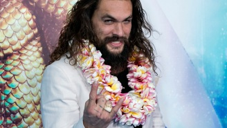 Jason Momoa Can Barely Handle His Own Excitement While Rocking Out To The New Metallica Album