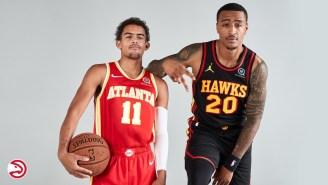 The Atlanta Hawks Unveiled New Uniforms For The 2020-21 Season