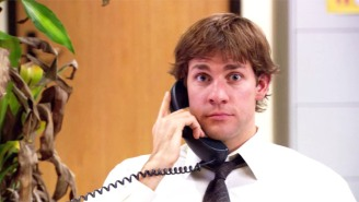 John Krasinski Made A Huge Mistake That Could Have Cost His Role On 'The Office'