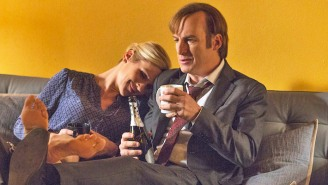 'Better Call Saul's Bob Odenkirk And Rhea Seehorn Are Commiserating Over Their Emmy Snubs