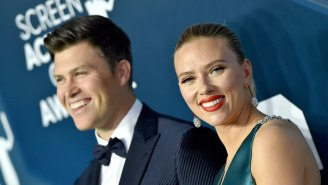 John Mulaney Thought Colin Jost Was Out Of His Mind Asking Scarlett Johansson For A Date