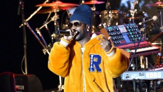 Juicy J Says The Label Blocked Three 6 Mafia From Having A Verse On UGK's 'Int'l Players Anthem'