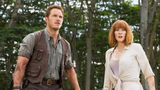 Bryce Dallas Howard And Chris Pratt Offered The Gnarly Proof That 'Jurassic World 3' Is Shooting Again