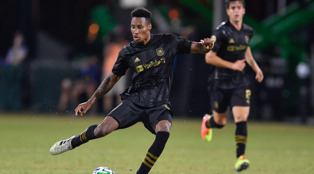 LAFC's Mark-Anthony Kaye Talks Bubble Life And The Galaxy Rivalry