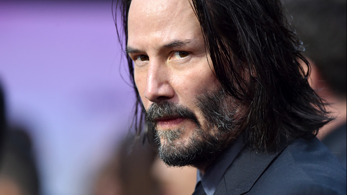 Keanu Reeves Wrote A Comic Book And It Could Be His Next