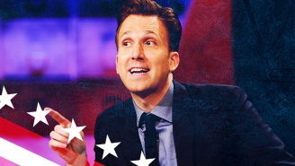 'The Daily Show's Jordan Klepper On Navigating Trump Rallies And Holding On To Hope