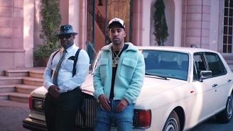 Kyle Celebrates Success With AzChike And Too Short In His 'See You When I'm Famous' Video
