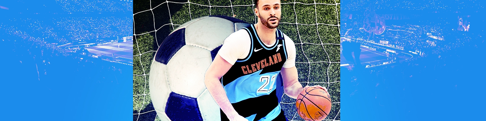 Larry Nance Wants More Of America's Best Young Athletes To Play Soccer
