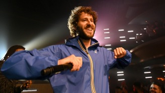 Lil Dicky Gets Naked And Makes An Even More NSFW Promise To Get Fans To Vote