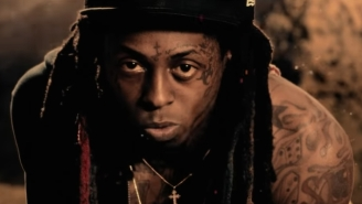 Lil Wayne Revisits His 'FWA' Project With A Video For 'Glory'