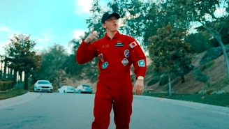 Logic Goes For A Stroll In His Reflective 'Aquarius III' Video