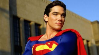Dean Cain Is Getting Dunked Online For His Comments About Superman
