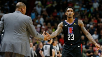 Lou Williams Has Cleared Quarantine And Will Play Against The Suns