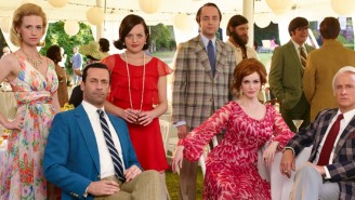 'Mad Men' Will Add A Title Card Warning To A Season 3 Episode That Depicts Blackface