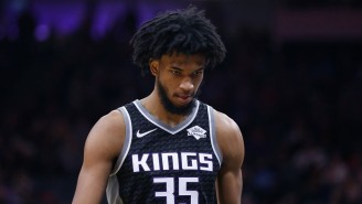 Marvin Bagley Will Miss The NBA's Bubble With A Foot Injury