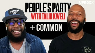 Talib Kweli & Common Talk Kanye For President, Ice Cube, J Dilla, Activism