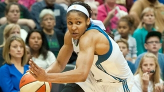 Maya Moore Was There To Greet The Man She Helped Get Freed From A 50-Year Prison Sentence